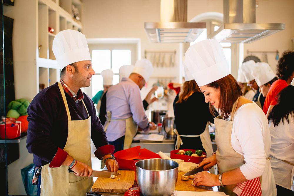 Grupos Cooking Málaga