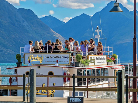 Five quiet bars in Queenstown for when you don't want to party