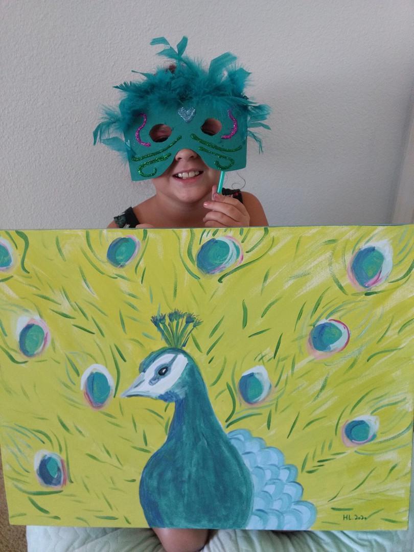 Hailey L., age 8