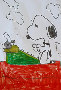 Day In the LIfe of Snoopy