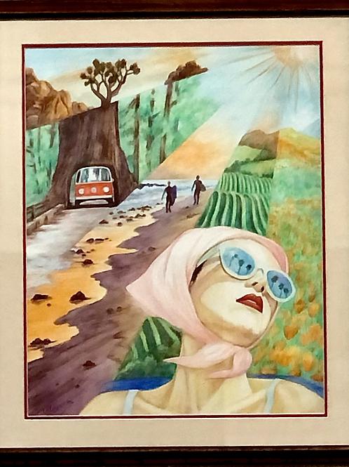 Lori Alarcon Original Artwork