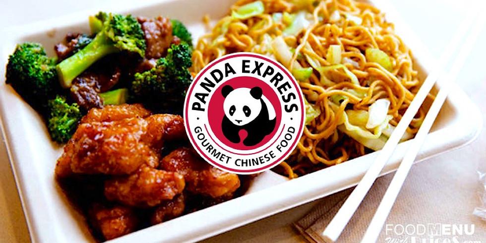 Eat Out Fundraiser @ Panda Express