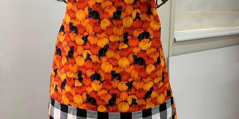 Sew Your Own Work Apron