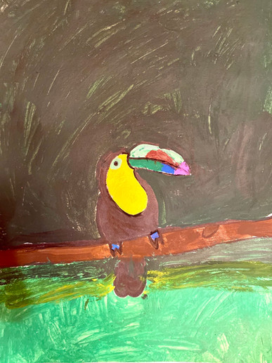 This Is A Toucan