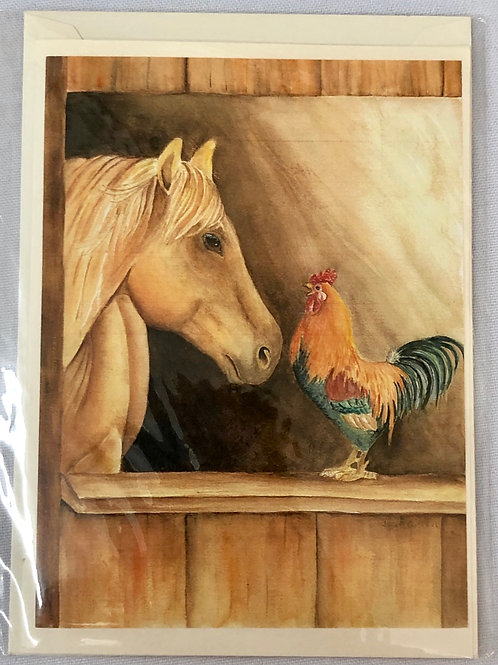 Greeting Cards by Janet Griffith