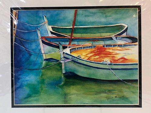 Watercolor Prints by Janet Griffith