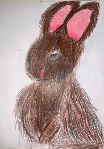 Savanna, age 7