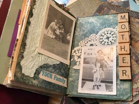 Newsletter, Altered Books, and More!