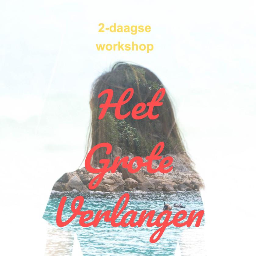 Het Grote Verlangen workshop