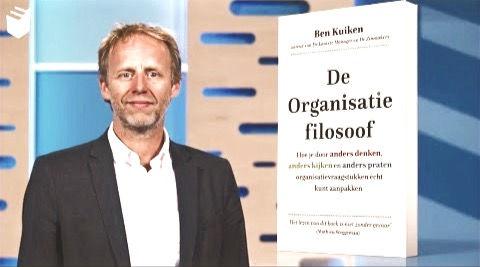 Boek De Organisatiefilosoof - Ben Kuiken