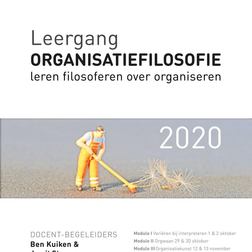 Leergang Organisatiefilosofie