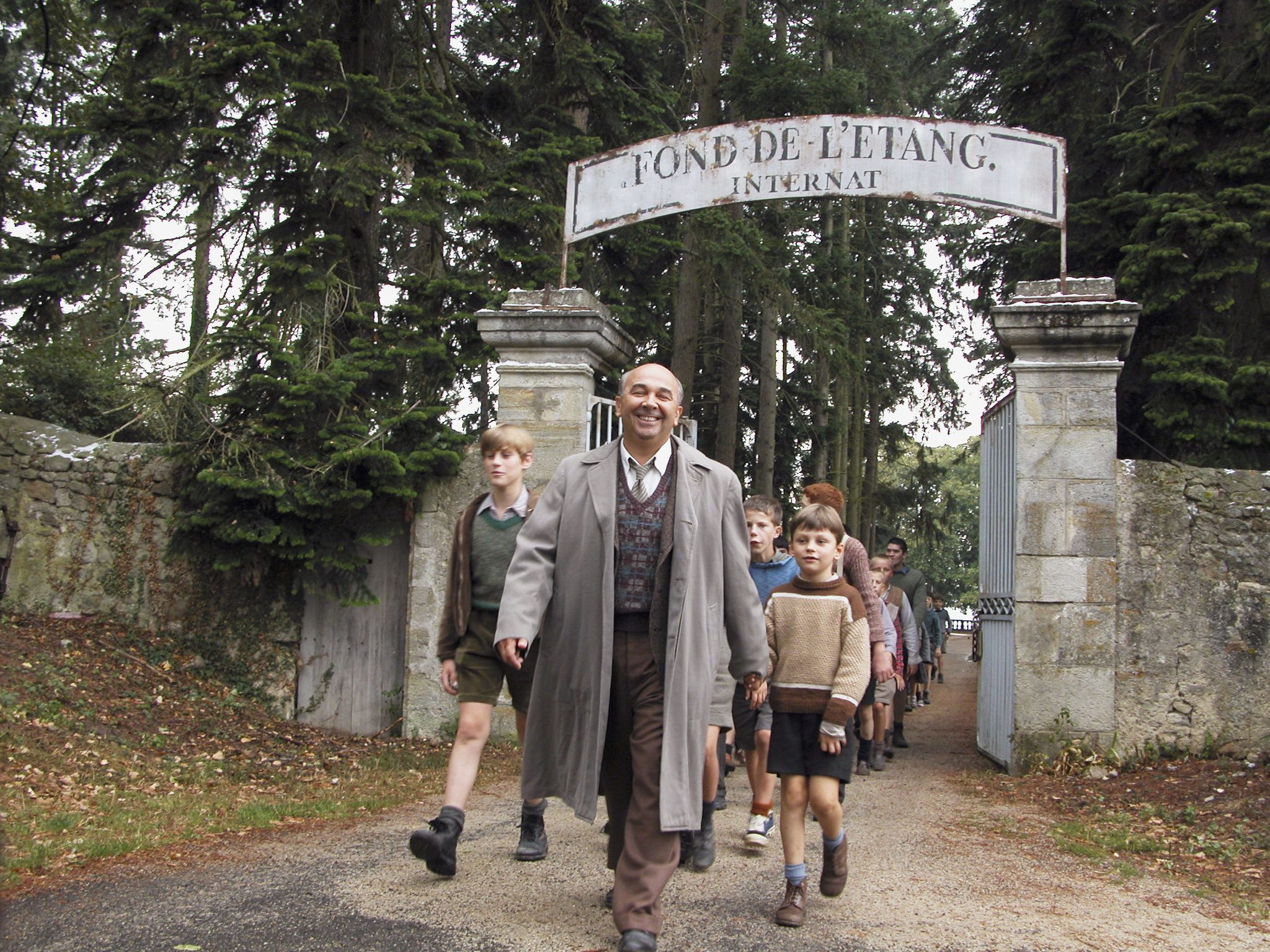 Music from the film Les Choristes