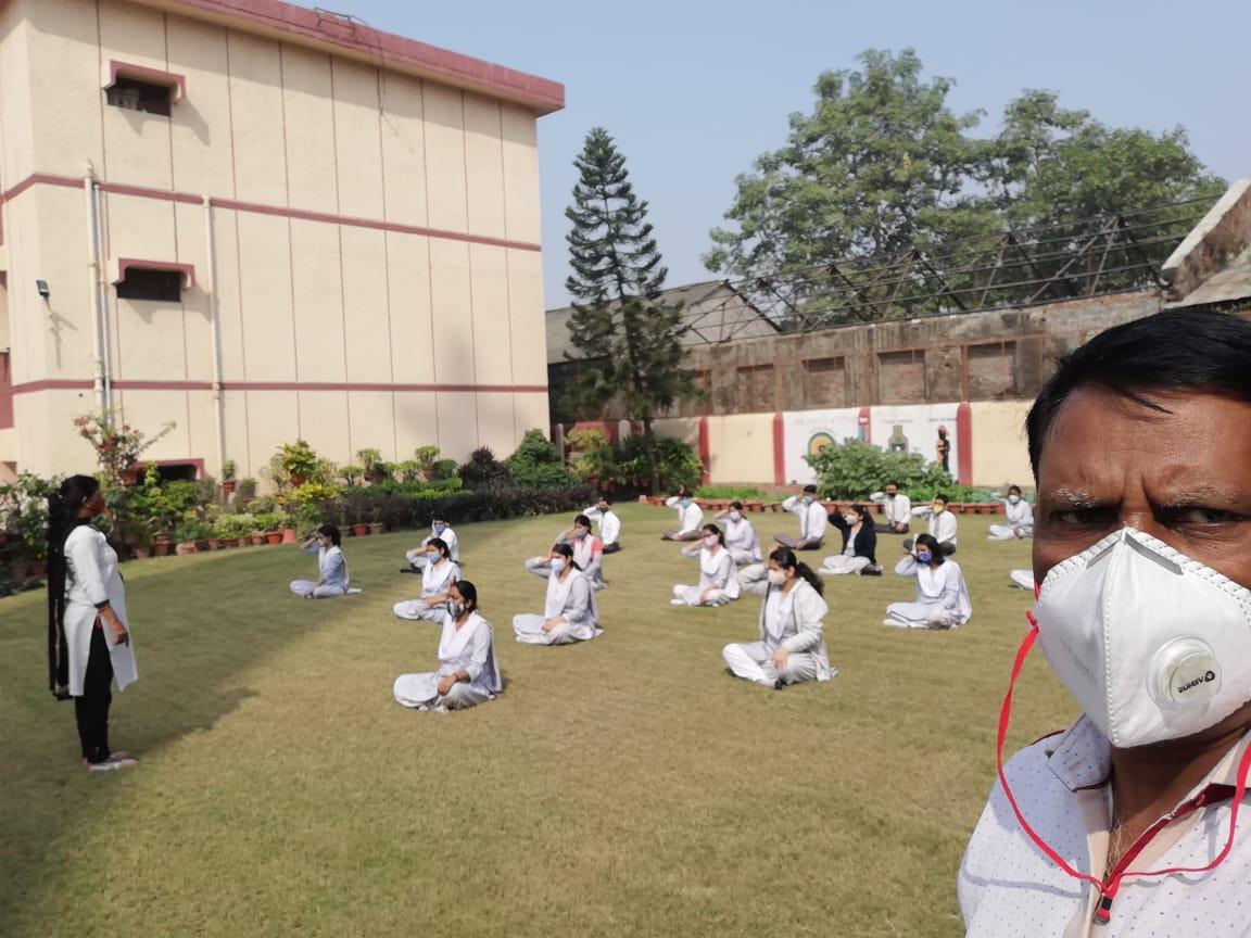 Yoga Activity