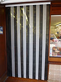 Flydor Strip Curtain Door