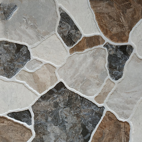 Termal Seramik - 42,5X42,5 Valley Stone Mıx ( Mat )
