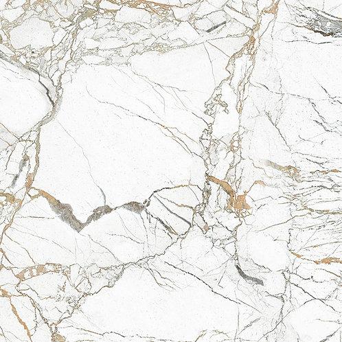 Termal Seramik - 42,5X42,5 Amazon Beyaz ( Parlak )