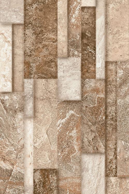 Termal Seramik - 30X60 Pamukkale Brown ( Tezgah Arası ve Dış Cephe )