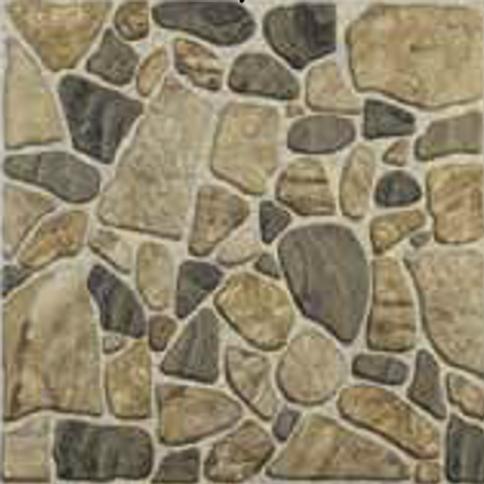 Termal Seramik - 39X39 Troy Stone Yeşil ( Mat )