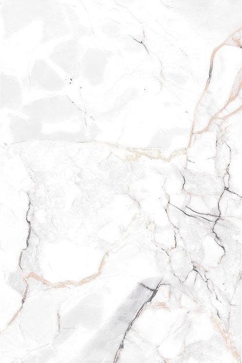 Termal Seramik - 30X75 Isabella Beyaz R. ( Parlak )