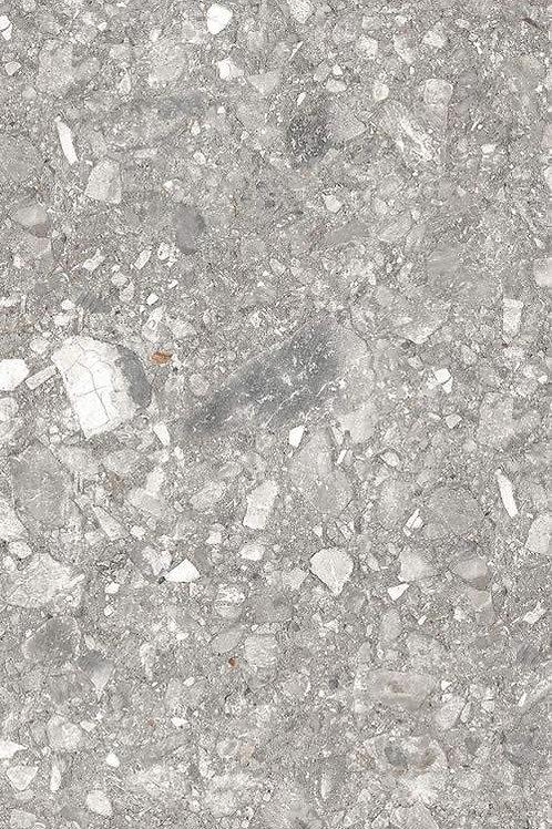 Kütahya Seramik - 60X120 Terra Stone Lüks Gri DF R ( Parlak )