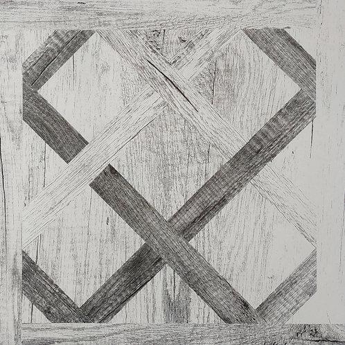 Arte Seramik - 45X45 Wooden Whıte R ( Mat )