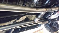 Torino Exhaust Install