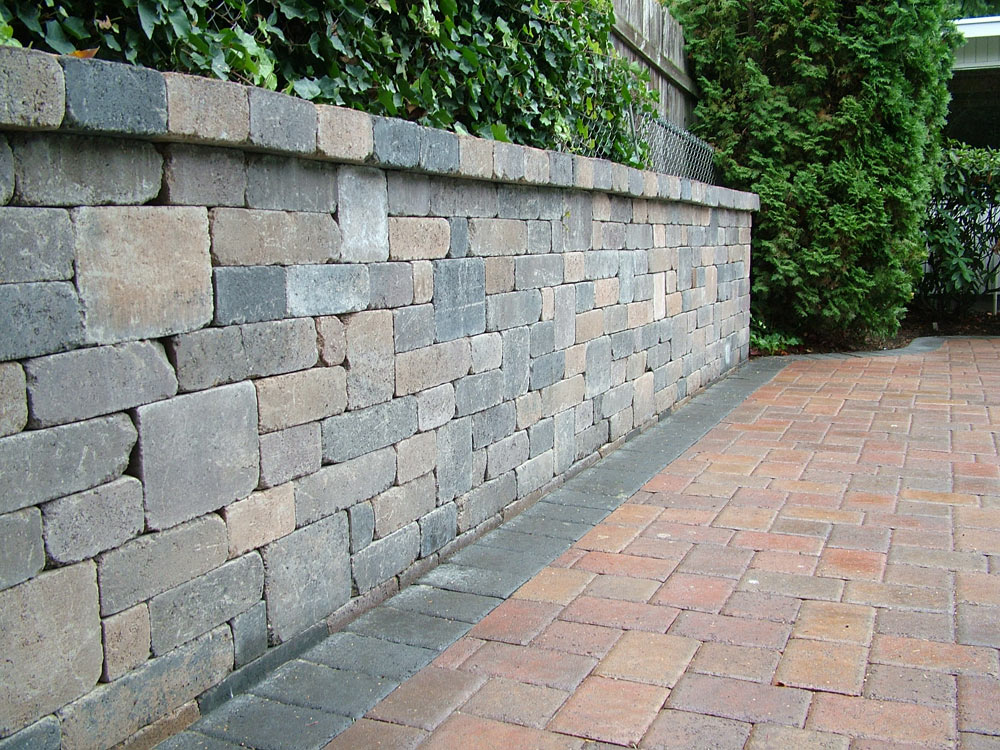 block retaining wall ct