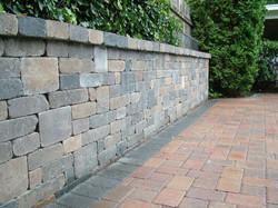 block retaining wall ct