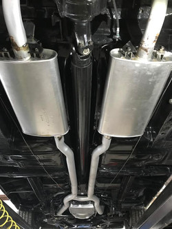 69 Mercury Cyclone Precision Exhaust 2