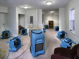 basement water drying CT
