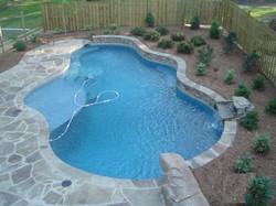 Natural Pool Auburn MA