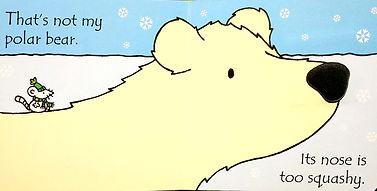 That's Not My Polar Bear...