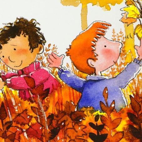 Fall: Leaves & Pumpkins