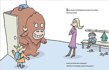 Is Your Buffalo Ready for Kindergarten?