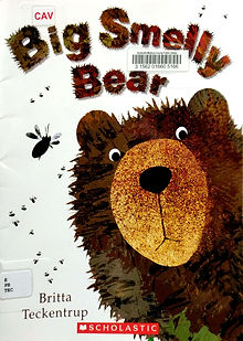 Big Smelly Bear