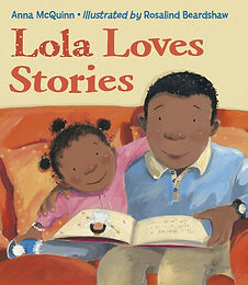 Lola Loves Stories