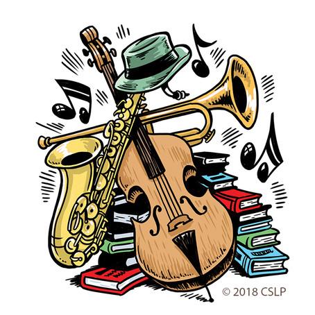 Summer Reading: Libraries Rock! Storytime & Program List