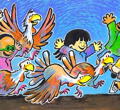 Thanksgiving & Turkeys