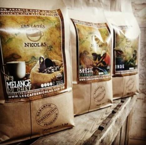 cafés nicolas