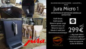 Bon Plan - Machine café GRAIN Reconditionnée 299€