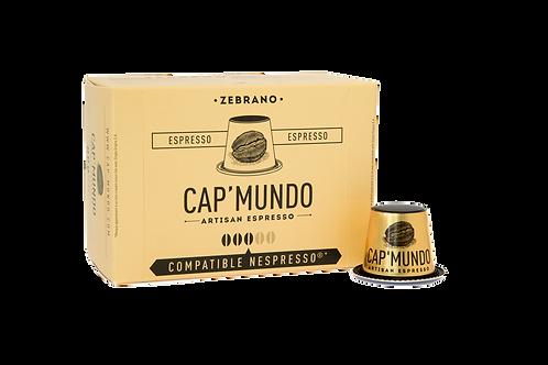 - ZEBRANO - x10 Capmundo