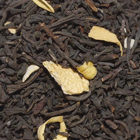 AGRUMES - Thé noir citron, orange, pamplemousse