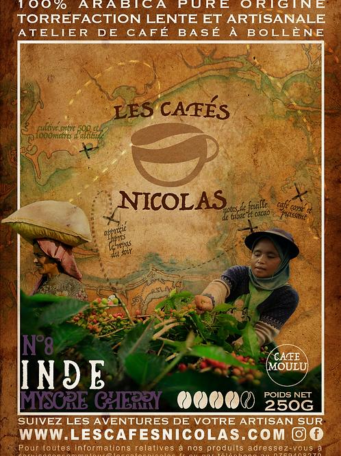 - INDE - Mysore - Les Cafés Nicolas