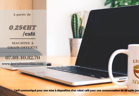 Comment définir les valeurs de votre entreprise autour de la machine à café de bureau ?