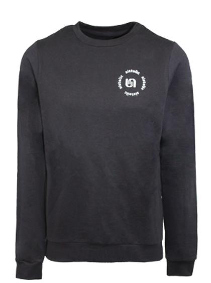 Ladies Team Sweater - Black