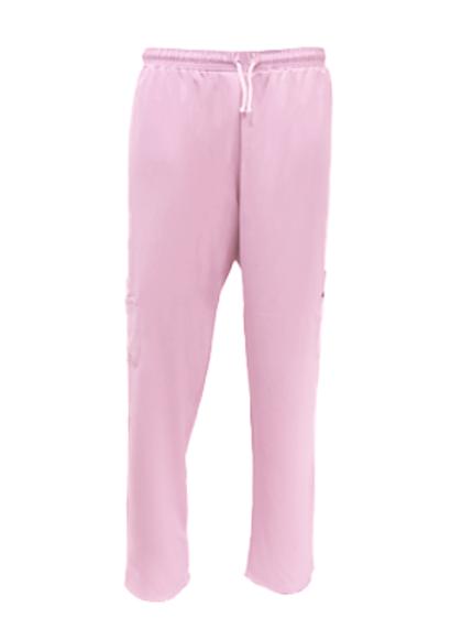 Men's Bio Scrub Baggies - Pink