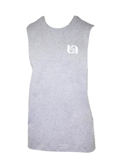 Men's Super Set Vest - Grey Melange