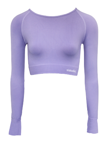 Relay Top Lilac