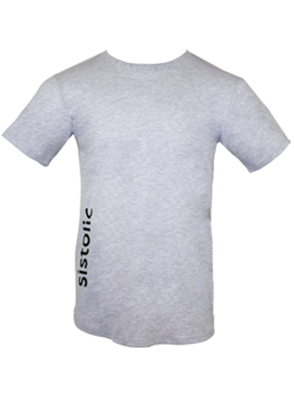 Men's Goal T-shirt - Grey Melange
