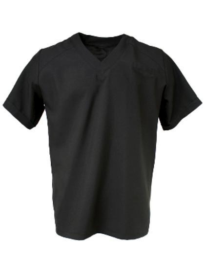 Men's Natural Selection Scrub Top - Black